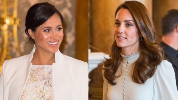 Hoàng gia Anh,Meghan Markle,Kate Middleton