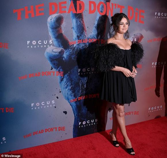 selena gomez, justin bieber, the dead don't die, phim hollywood