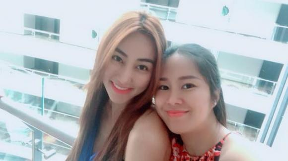 Ngân Khánh, Lê Phương, sao Việt