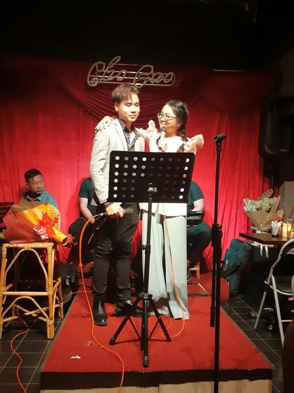 ca sĩ Quang Lê, ca sĩ Phương Mỹ Chi, con trai nuôi của Quang Lê, sao Việt