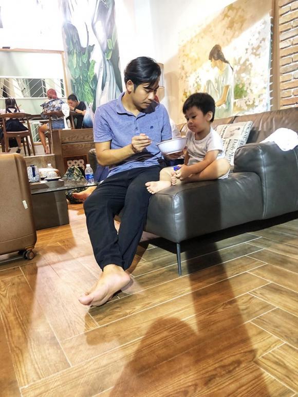 Thanh Bình, con trai Thanh Bình, diễn viên Thanh Bình, Thanh Bình Ngọc Lan