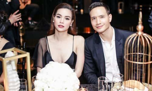 Hồ Ngọc Hà, diễn viên Minh Hằng, sao Việt