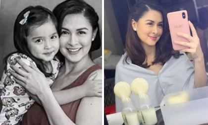 marian rivera, mỹ nhân đẹp nhất philippines, ngày của cha