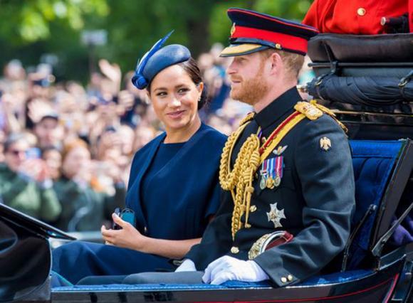 Hoàng gia Anh,Hoàng tử Harry,Meghan Markle,người tình của Hoàng tử Harry