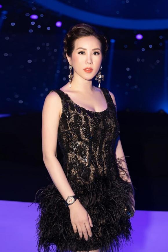 Hoa hậu Thu Hoài, căn hộ của Thu Hoài, sao Việt