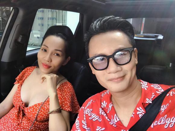 Hoàng Bách, vợ Hoàng Bách, sao Việt