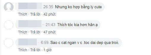 Kỳ Hân, Ly Kute, sao Việt