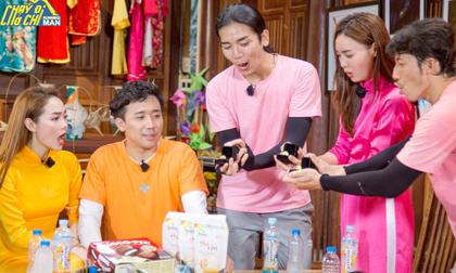 ca sĩ ngô kiến huy,Ca sĩ trương thế vinh, ca sĩ Jun Phạm, diễn viên BB Trần, sao Việt, Chạy đi chờ chi