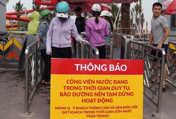 đuối nước, Công viên nước lớn nhất Hà Nội,Công viên nước Thanh Hà