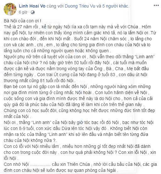 danh hài Hoài Linh, Hoài Linh, sao Việt