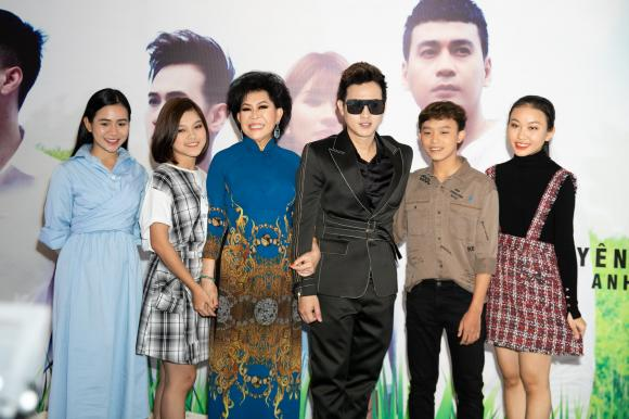 Ca sĩ Nguyên Vũ, sao Việt