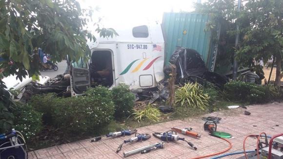 tai nạn giao thông, Củ Chi, TP.HCM, Tây Ninh
