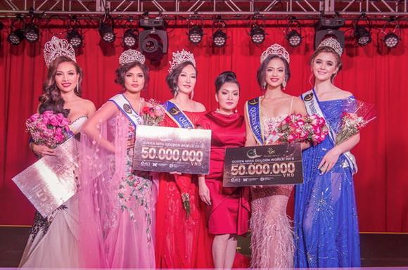Lâm Hoàng My, Miss/Mrs Golden World Beauty Pageant 2019, Golden World