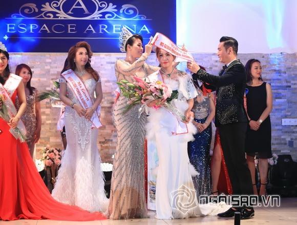 Hoa hậu doanh nhân quyền năng thế giới, Nguyễn Thị Thanh Thúy