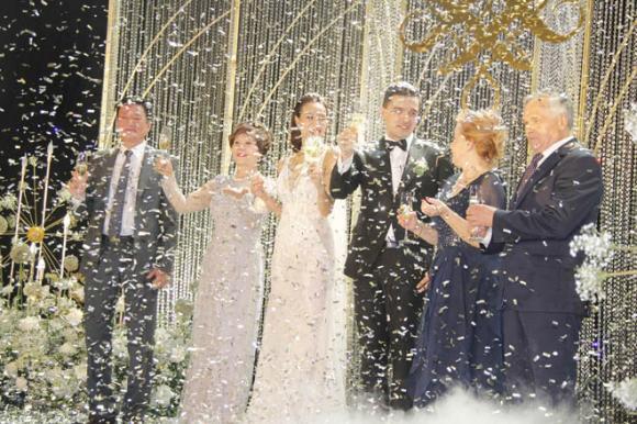 Phương Mai, MC Phương Mai, đám cưới Phương Mai