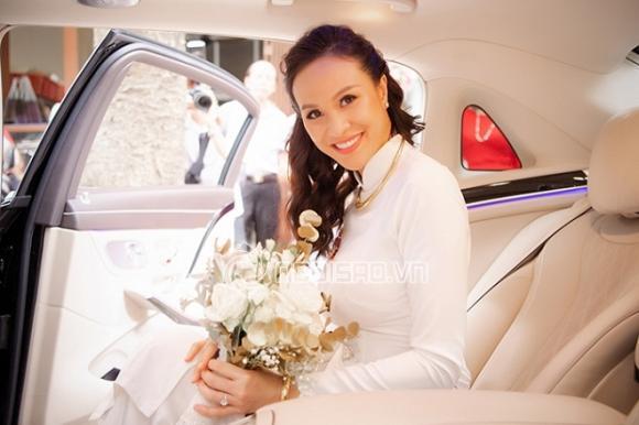 Mc phương mai,đám cưới phương mai,lễ rước dâu phương mai,sao việt
