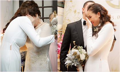 đám cưới MC Phương Mai, MC Phương Mai, thực đơn đám cưới