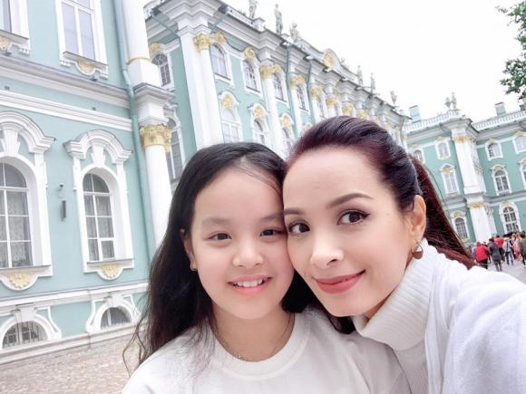 Thúy Hạnh, con Thúy Hạnh, sao Việt