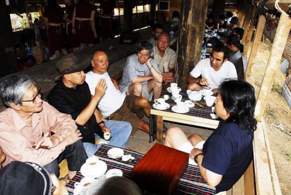 Đặng Lê Nguyên Vũ, Tập đoàn cà phê Trung Nguyên, Lê Hoàng Diệp Thảo