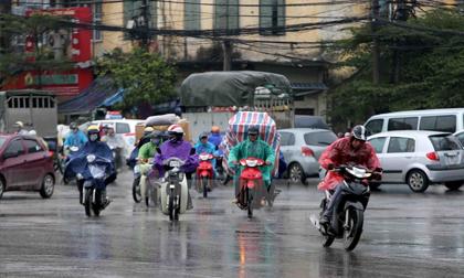 Dự báo thời tiết, Thời tiết hôm nay, Hà Nội nắng nóng