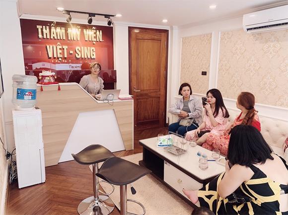 TMV Việt Sing, Cắt mí, nhấn mí