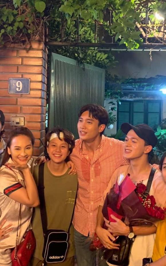 diễn viên Quang Anh, diễn viên Bảo Thanh, diễn viên Bảo Hân, sao Việt