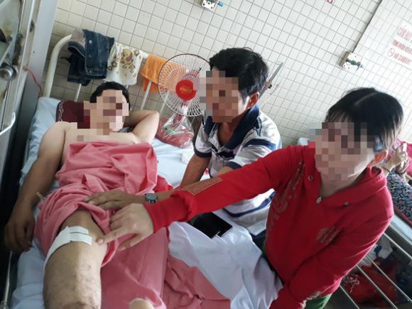 bệnh viện khoan nhầm cẳng chân bệnh nhân, bệnh viện chợ rẫy, tin nóng