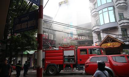 Cháy rừng, Hỏa hoạn, Tin nóng