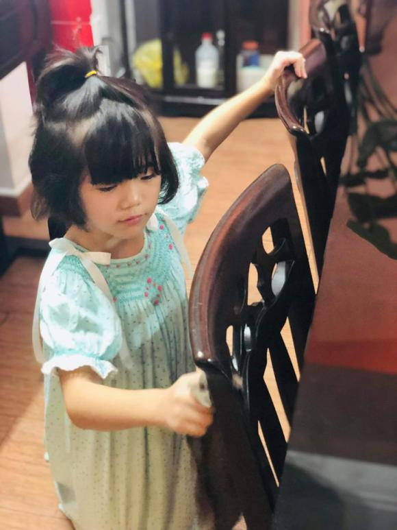 Thúy Nga, con gái Thúy Nga, sao Việt