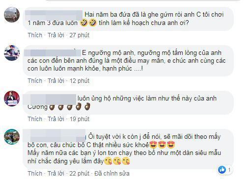 con nuôi của Đỗ Mạnh Cường, Đỗ Mạnh Cường, sao Việt