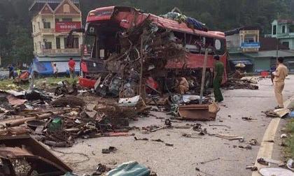 Xe tải đấu đầu xe khách, tai nạn giao thông, tai nạn thảm khốc ở hòa bình