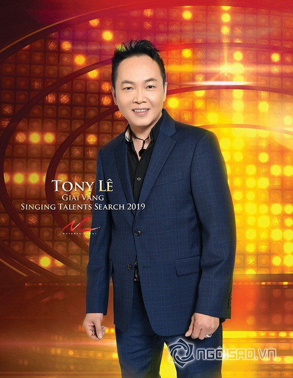 Tony Lê, Singing Talents Search 2019