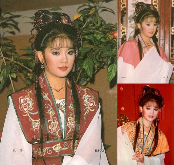 Lam Khiết Anh,sao nữ Bao Thanh Thiên,Địch Oanh,sao Hoa ngữ