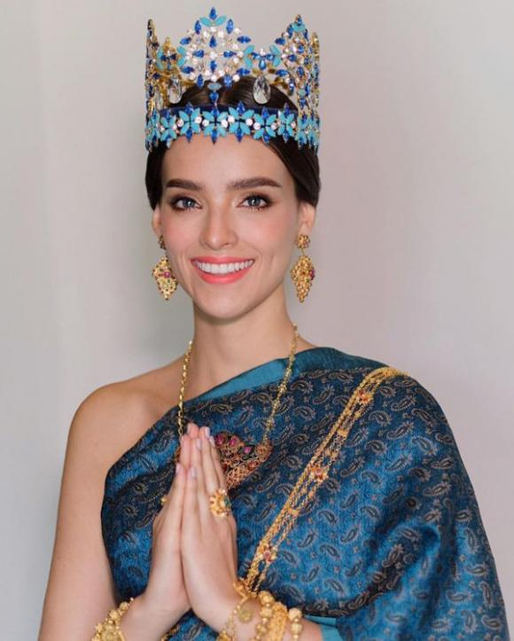 Miss World 2018,Tiểu Vy,Vanessa Ponce