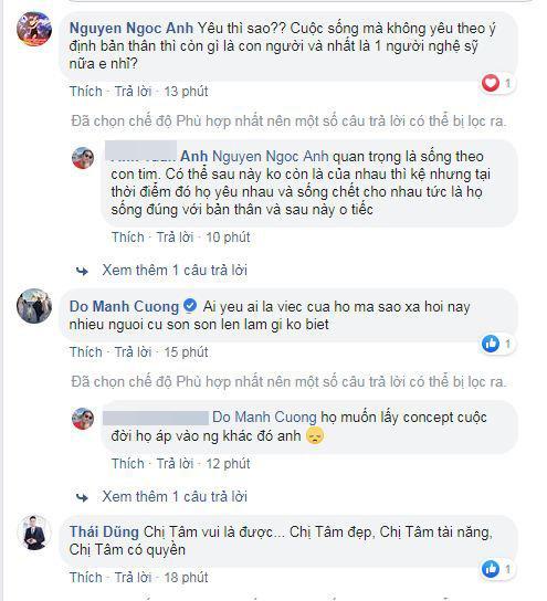 Mỹ Tâm, sao Việt, Mai Tài Phến,