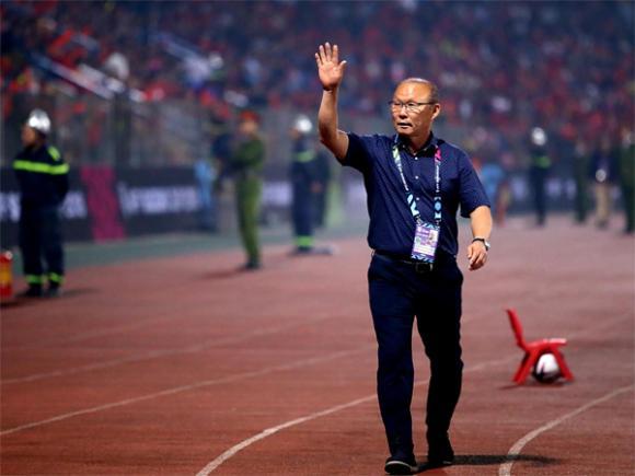 mức lương,Park sẽ nhận mức lương,Park chưa,HLV nhận lương