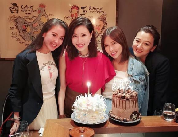 bữa tiệc sinh nhật của Lý Gia Hân,Hứa Tấn Hanh,cuộc sống xa hoa của Lý Gia Hân,sao Hoa ngữ