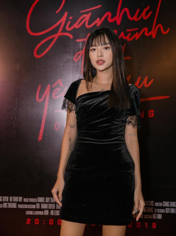 ca sĩ khởi my, Khởi My - Kevin Khánh, nhạc sĩ Phương Uyên, diễn viên Quang Trung, sao Việt
