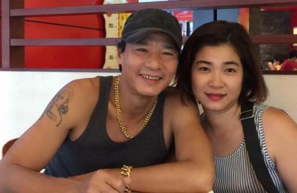 Võ Hoài Nam, diễn viên Võ Hoài Nam, Võ Hoài Nam và vợ, Võ Hoài Nam kỷ niệm ngày cưới