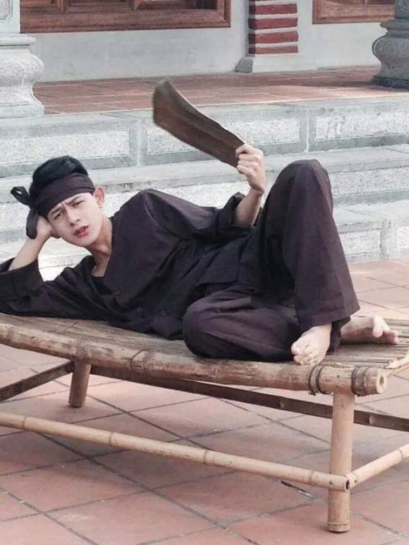 diễn viên Quang Anh, Về nhà đi con, Sao Việt