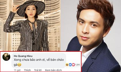 Hồ Quang Hiếu, Hồ Quang Hiếu khoe vợ sắp cưới, Hồ Quang Hiếu và Bảo Anh