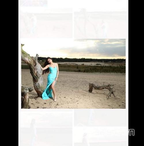 Á hậu Jiji Lê, Hoa hậu doanh nhân quyền năng thế giới