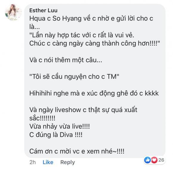 ca sĩ thu minh, ca sĩ Hari Won, sao Việt
