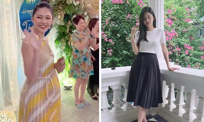 á hậu Thanh Tú, Á hậu Trà My, sao Việt