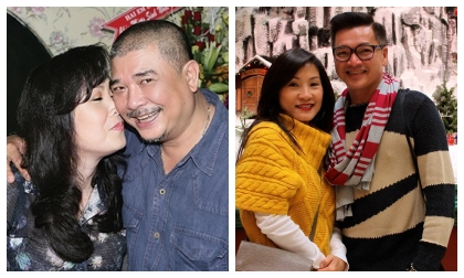nghệ sĩ Hồng Đào, nghệ sĩ Quang Minh, sao Việt