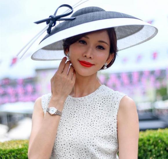 Lâm Chí Linh,đệ nhất mỹ nhân Đài Loan,Lâm Chí Linh kết hôn,chồng Lâm Chí Linh,sao Hoa ngữ