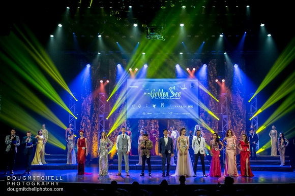 Ms & Mr Golden Sea International Beauty Pageant 2019, CEO Lâm Hoàng My