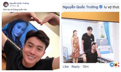 đạo diễn Nguyễn Danh Dũng, diễn viên Quỳnh Nga, diễn viên Quốc Trường, Về nhà đi con, sao Việt