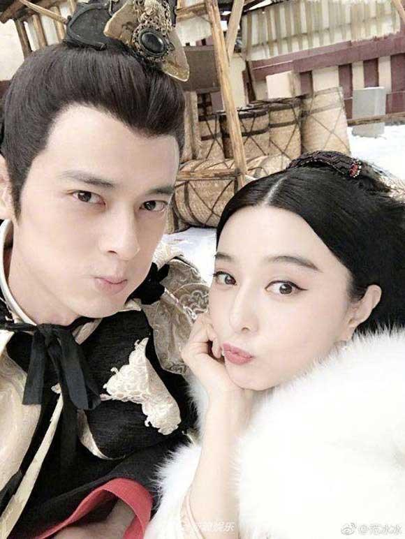 Phạm Băng Băng, Ba Thanh truyện, phim cổ trang Trung Quốc