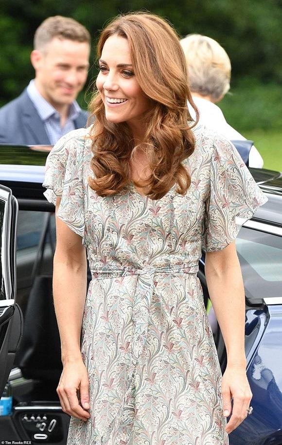 công nương Kate, Hoàng gia Anh, Hoàng tử William